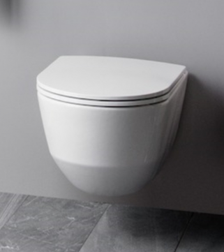 pakabinamas unitazas laufen pro rimless su slim softclose dang iu pigiau. Black Bedroom Furniture Sets. Home Design Ideas